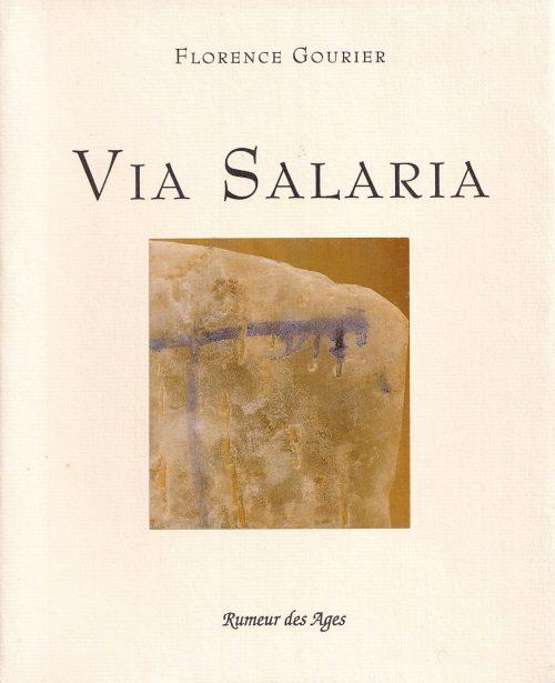 Via Salaria,  récit illustré de cette quête, dans un Mali merveilleusement tolérant, édité par Rumeur des Âges, 1994